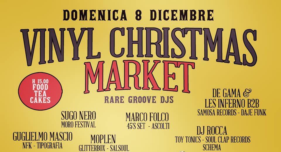Vinil Christmas Market